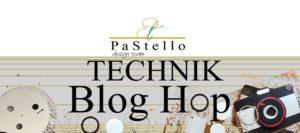 """PaStello BlogHop – Besondere Klappkarte """"Glückwunsch"""""""
