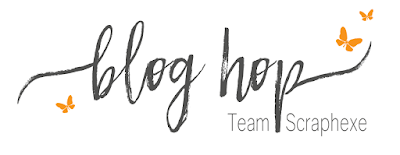 Blog Hop – Stanz- und Falzbrett für Umschläge