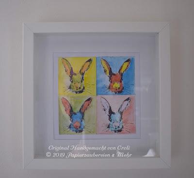 Popart -Bunny
