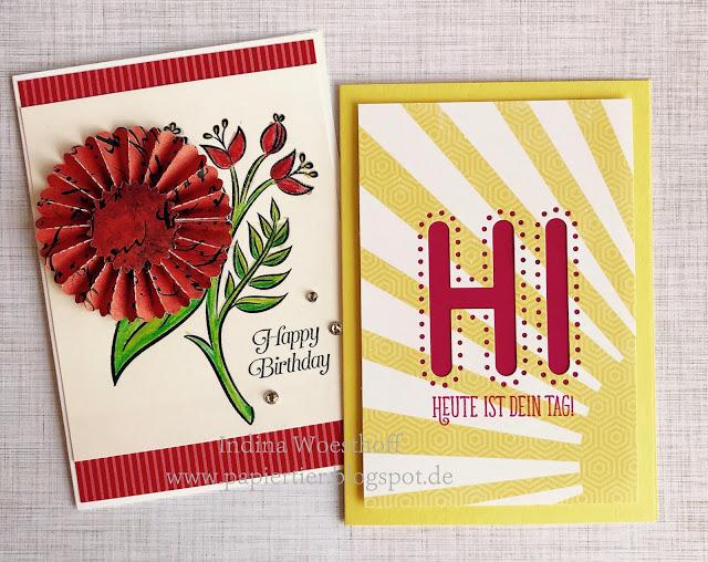 Kartenideen, schlicht und einfach