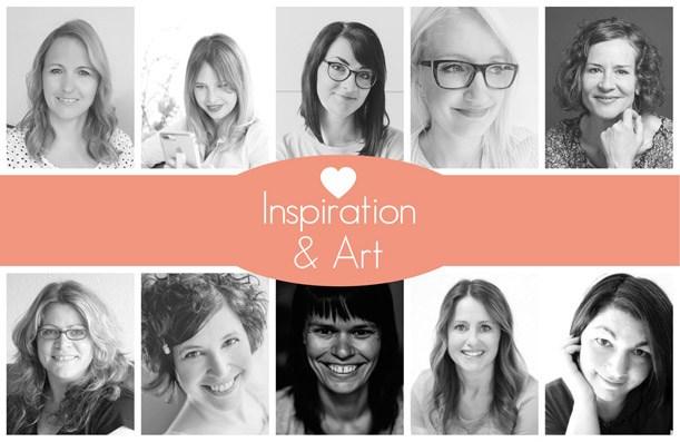 Inspiration & Art – Jetzt wird's wild