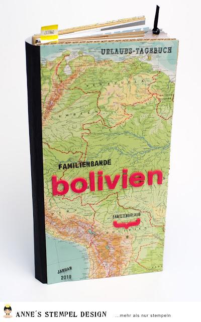Reisetagebuch selbstgemacht – Jetzt fertig!