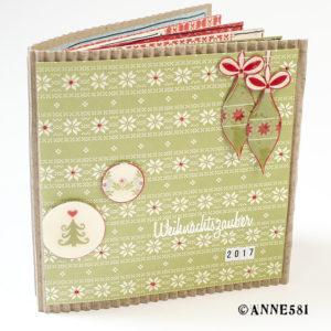 Fröhliche Weihnachten und noch ein Minialbum dazu