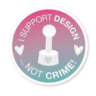 #isupportdesignnotcrime