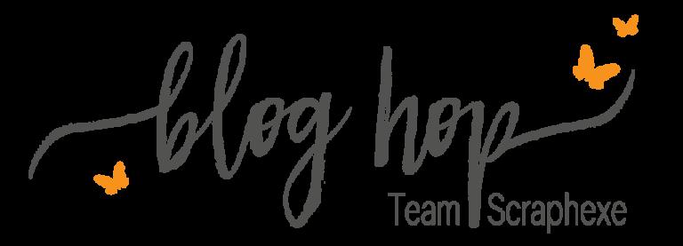 Blog Hop – Gutscheinkarte