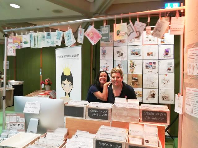 Scrapbookinglayout – Firmenlauf und Taschentücher-Boxen von Melanie