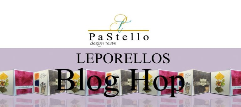 PaStello-BlogHop – Streichholzschachtel-Leporello – mit Video-Tutorial