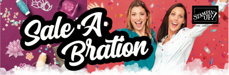 Die Sale-A-Bration startet wieder – YEAH!