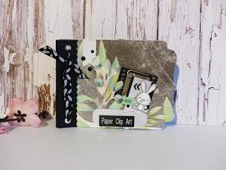 Paper Clip Mini Album