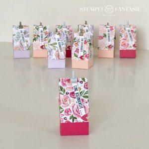 Mini-Milchkarton mit Video-Tutorial