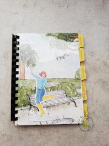 Flip through April mit dem Kit von Planners Anonymous – Video