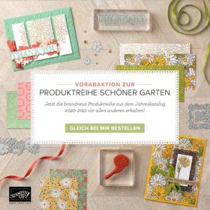 Vorabaktion: Schöner Garten