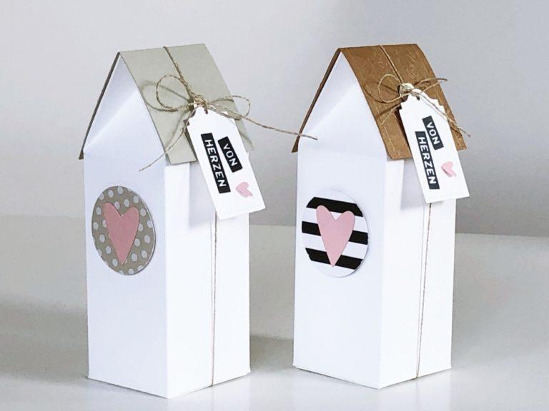 Haus-Box mit Video-Tutorial