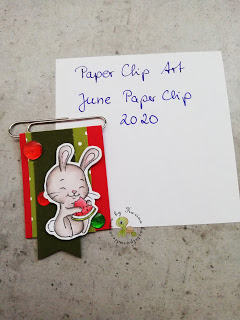 Paper Clip für Juni