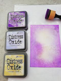 besondere Hintergründe mit Distress Oxide – Video