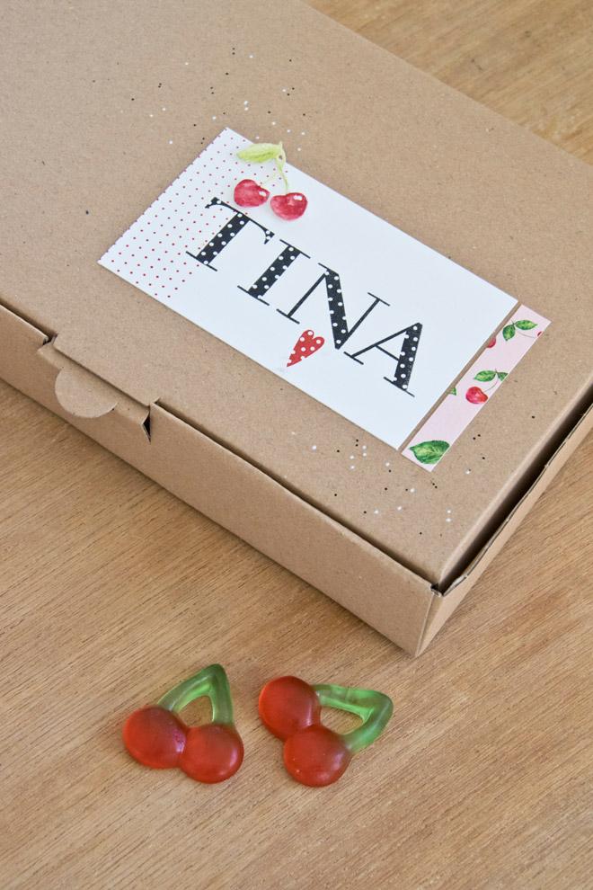 Überraschungsbox Kirschen-Geburtstag :)))