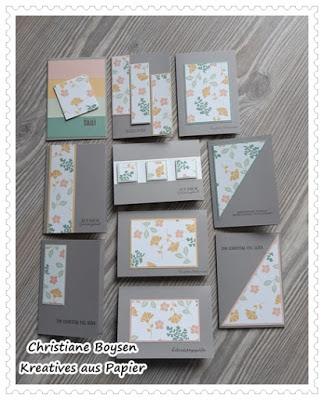 10 Karten auf einen Schlag