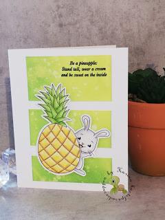zwei neue Karten mit Motiven von Isabel Cristina Stamps