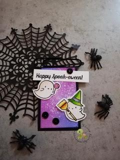 Paper Clip Oktober – Spooky