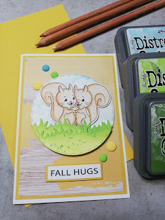 Fall hugs Karte – Video