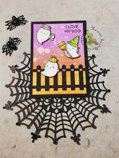 Halloween ATC #3