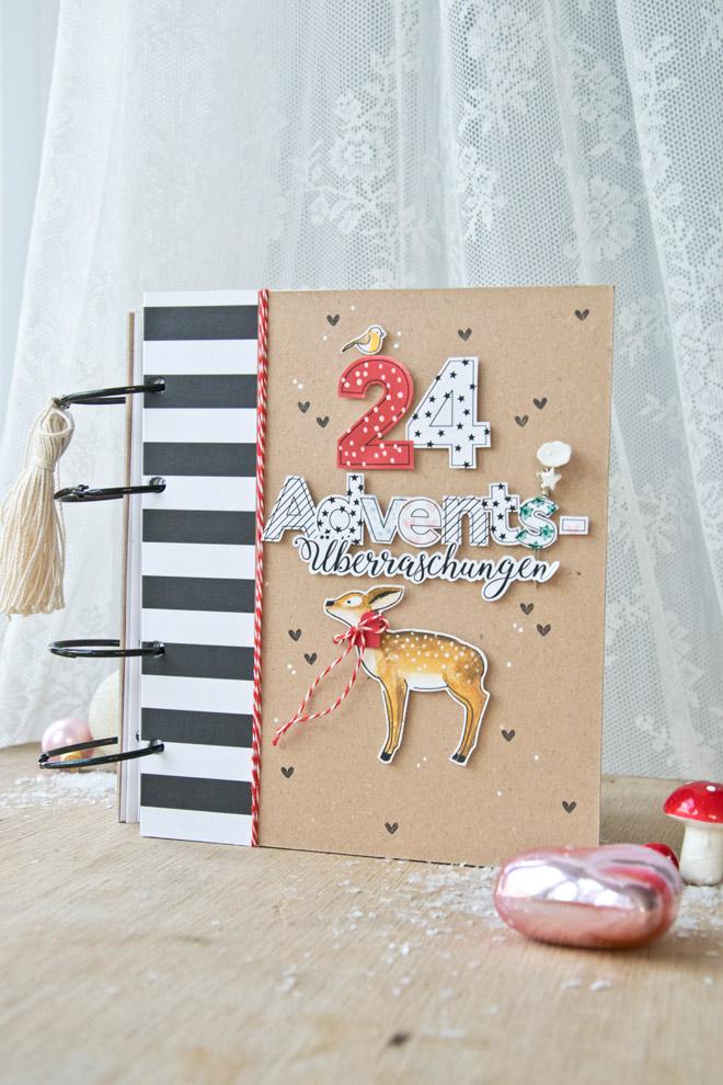 Unser Adventsbuch ist da!!!!