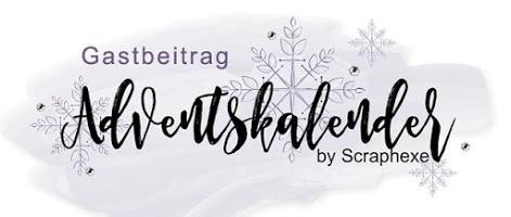 Zu Gast im Scraphexe-Adventskalender: Adventsdeko