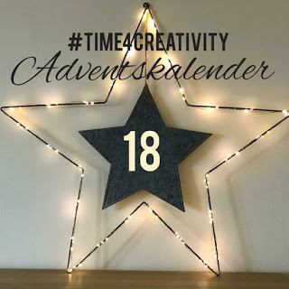 Lichtbox im #time4creativity Adventskalender
