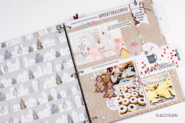 Mein Weihnachts-Tagebuch – Dezember Tagebuch Teil 1